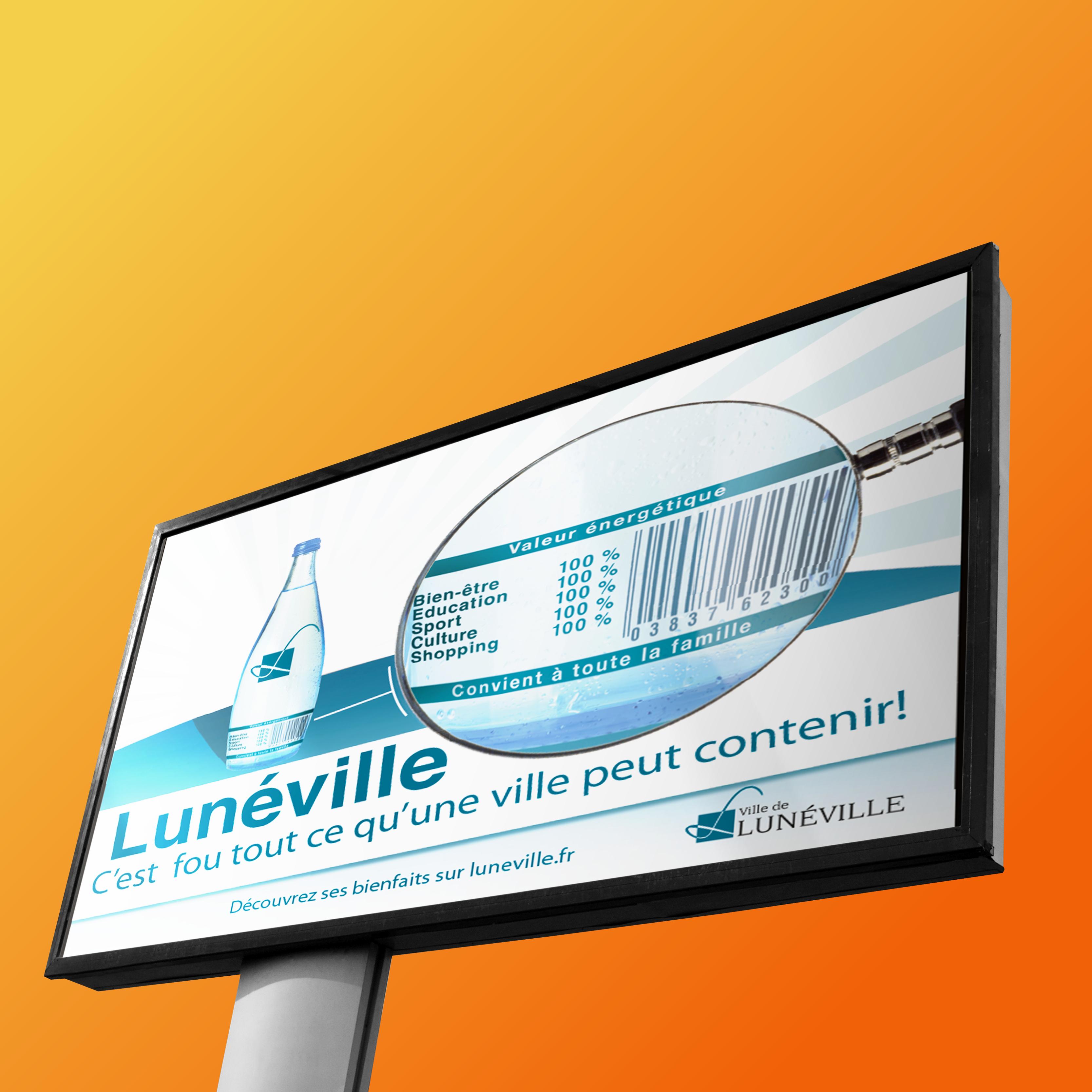Panneau Lunéville